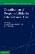 Cover of Distribution of Responsibilities in International Law