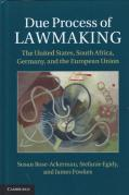 Cover of Due Process of Lawmaking: The United States, South Africa, Germany, and the European Union