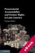 Cover of Prosecutorial Accountability and Victims' Rights in Latin America (eBook)