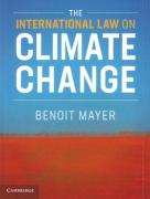 Cover of The International Law on Climate Change