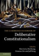 Cover of The Cambridge Handbook of Deliberative Constitutionalism