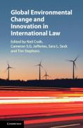Cover of Global Environmental Change and Innovation in International Law