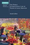 Cover of The Public International Law of Trade in Legal Services