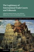 Cover of The Legitimacy of International Trade Courts and Tribunals