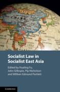 Cover of Socialist Law in Socialist East Asia