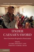 Cover of Under Caesar's Sword: How Christians Respond to Persecution
