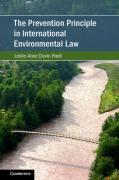 Cover of The Prevention Principle in International Environmental Law