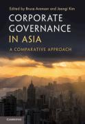 Cover of Corporate Governance in Asia: A Comparative Approach