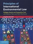 Cover of Principles of International Environmental Law