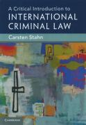 Cover of A Critical Introduction to International Criminal Law