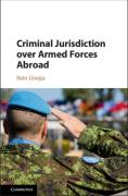 Cover of Criminal Jurisdiction Over Armed Forces Abroad