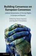 Cover of Building Consensus on European Consensus: Judicial Interpretation of Human Rights in Europe and Beyond