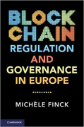 Cover of Blockchain Regulation and Governance in Europe