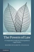 Cover of The Powers of Law: A Comparative Analysis of Sociopolitical Legal Studies