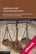 Cover of Legitimacy and International Courts (eBook)