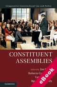 Cover of Constituent Assemblies (eBook)