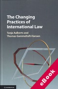 Cover of The Changing Practices of International Law (eBook)