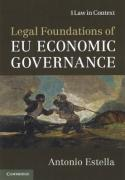 Cover of Legal Foundations of EU Economic Governance