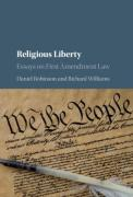 Cover of Religious Liberty: Essays on First Amendment Law