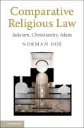 Cover of Comparative Religious Law: Judaism, Christianity, Islam