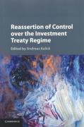 Cover of Reassertion of Control Over the Investment Treaty Regime