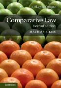 Cover of Law in Context: Comparative Law