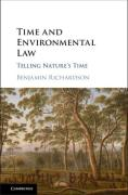 Cover of Time and Environmental Law: Telling Nature's Time