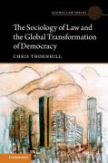 Cover of The Sociology of Law and the Global Transformation of Democracy