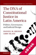 Cover of Crafting Constitutional Courts in Latin America: Hopes and Fears (eBook)