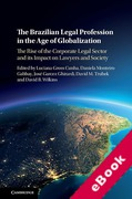 Cover of The Brazilian Legal Profession in the Age of Globalization (eBook)