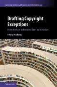 Cover of Drafting Copyright Exceptions: From the Law in Books to the Law in Action
