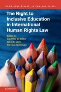 Cover of The Right to Inclusive Education in International Human Rights Law