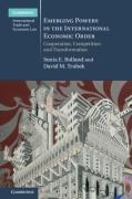 Cover of Emerging Powers in the International Economic Order: Cooperation, Competition and Transformation