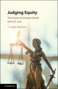 Cover of Judging Equity: The Fusion of Unclean Hands into U.S. Law
