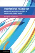 Cover of International Negotiation: A Process of Relational Governance for International Common Interest