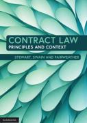 Cover of Contract Law: Principles and Context