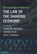 Cover of The Cambridge Handbook of the Law of the Sharing Economy