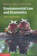 Cover of Environmental Law and Economics: Theory and Practice
