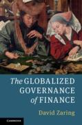 Cover of The Globalized Governance of Finance