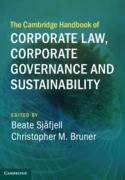 Cover of The Cambridge Handbook of Corporate Law, Corporate Governance and Sustainability