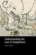 Cover of Understanding the Law of Assignment