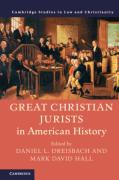 Cover of Great Christian Jurists in American History