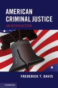 Cover of American Criminal Justice: An Introduction