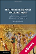 Cover of The Transforming Power of Cultural Rights: A Promising Law and Humanities Approach (eBook)
