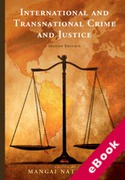 Cover of International and Transnational Crime and Justice (eBook)