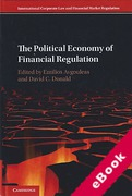 Cover of The Political Economy of Financial Regulation (eBook)