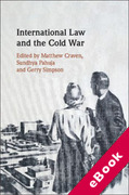 Cover of International Law and the Cold War (eBook)