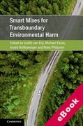 Cover of Cambridge Studies on Environment, Energy and Natural Resources Governance: Smart Mixes for Transboundary Environmental Harm (eBook)
