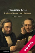 Cover of Flourishing Lives: Exploring Natural Law Liberalism (eBook)