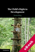 Cover of The Child's Right to Development (eBook)